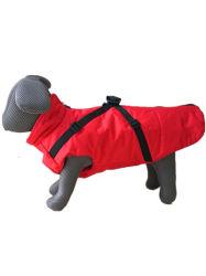 Custom/OEM водонепроницаемая куртка Пэт молнией красная собака одежды
