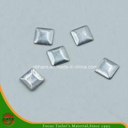 5x5mm cuadrados Nailhead plana de alta calidad (HAS50001)