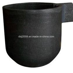 Potten van de Smeltkroes van het Carbide van het Koper van het Gietijzer de Smeltende Grafiet