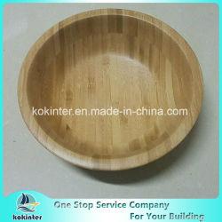 Bambu salada bowl certificado LFGB/FDA