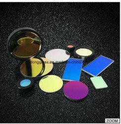 Le verre optique couleur pour le déplacement de la tête de filtre à la lumière Gobo