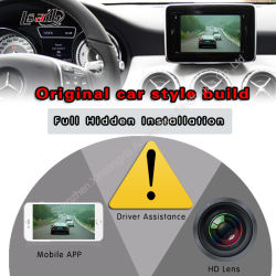 HD 1080P Car DVR für Benz neue C-Serie unterstützen Echtzeitaufzeichnung
