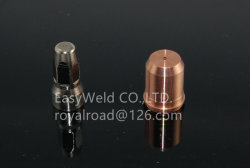 Eletrodo compatíveis PR0117 Dica Pd0119 (Trafimet S105 Plasma Cutter Ingredientes)