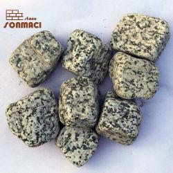 Alimentation d'usine de gravier naturel pour l'allée de galets de pierre