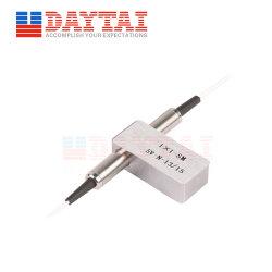 1X1 mecânica em Fibra Óptica passiva do Interruptor do Comutador óptico