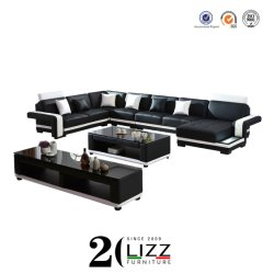 При отклонении от нормы скидок Домашняя мебель есть роскошный центр отдыха и обивка кожаный диван Таиланд