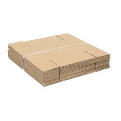 eine Papierverpackungs-Karte für Schutz in den Kartonen