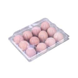 4 6 12 20셀 투명 일회용 플라스틱 달걀 상자