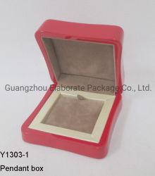 Piano de madera Jewellry personalizadas de pintura de almacenamiento de caja de regalo con cajón