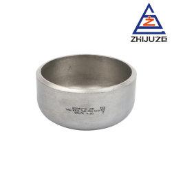 Стыковой сварки крышки из нержавеющей стали ASME A403 TP304/TP304L