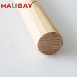 300*3モデルクラフトのための安いマツ円形木合せ釘
