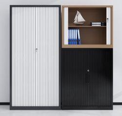 Tambour Puerta Armario Armarios ideal Space-Savers con mecanismos deslizantes Armarios