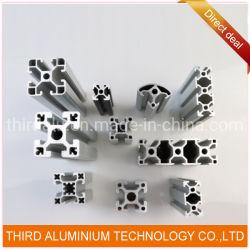 中国の卸し業者の提供40*80/40*40機械を作るマスクのためのアルミニウムExtrued V/Tスロットアルミニウムプロフィールのアルミニウムアルミニウム放出