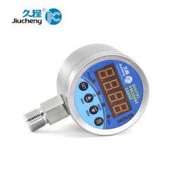Jc641 интеллектуальный датчик давления, датчик давления вакуума, 4-х значный цифровой дисплей