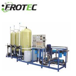 Sistema de ósmosis inversa de la planta de tratamiento de agua para la industria fabricante presentó