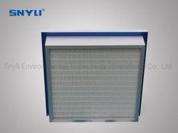 سعة كبيرة لسعة حمل الغبار فلتر مانع تسرب الجل الصغير / سائل محكم الغلق H13، H14، U15 فلتر HEPA/ULPA