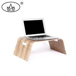 Homewareのラップトップ部屋のホールダーの多機能の朝食の木製のベッドの皿