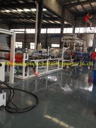 extrusion de plastique KWJP Co-Extruder horizontale (100-900)