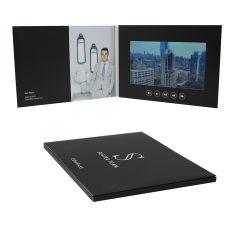 2.4/4.3/5/7/10 pulgadas LCD Digital de Vídeo LCD pantalla de video, tarjetas de felicitación de la tarjeta de invitación de vídeo