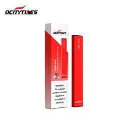 包装を用いるOcitytimesのMinibarのAlの塩のニコチンのVapeのペン