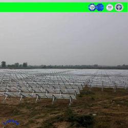 De Fabrikant van China van het Opzetten van de Zonne-energie van het Aluminium PV van het Systeem de Steun van het Comité voor de Structuur van de ZonneMacht op Helling of de Vlakke Bovenkant van het Dak met Spoor of spoor-Minder Rekken