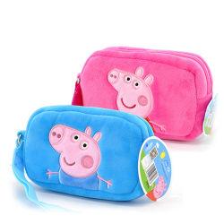 Piggy Telefon-Beutel-Peggy-Mappen-Fonds scherzt Spielzeug-Schulter-Puppe