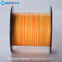 لون فائقة قوّيّة مزدوجة مقاومة نيلون صيد سمك أداة