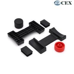 Peças de plástico de molde/moldagem de injeção OEM personalizadas com ABS/POM/PA66/HDPE/POM/PC/PP/TPU para automóvel/Auto/Medical/Toy/Bluetooth/Light Interruptor