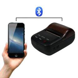 싼 열 영수증 종이 58mm 소형 휴대용 Bluetooth 열 인쇄 기계 (HCC-T12BT)