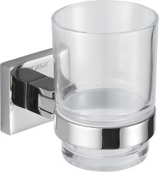 Edelstahl-einzelner Zahnbürste-Becherhalter-Trommel-Halter