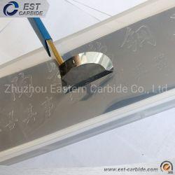 Het In orde maken van het Aardewerk van het Carbide van het wolfram/Hulpmiddelen Chattering/Carving