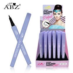 Cina Cosmetic Factory Crea il tuo marchio Pencil Design liquido Occhiolo nero con etichetta privata