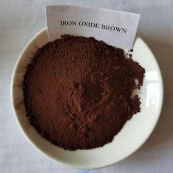 El óxido de hierro sintético precios óxido de hierro rojo/amarillo/negro pigmento en polvo para la pavimentación de concreto