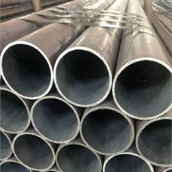 Tôles laminées à froid à chaud la norme ASTM A53 Seamless Tube creux électro-galvanisé en alliage de section ronde rectangulaire carrée en acier inoxydable structurel tuyaux sans soudure en acier au carbone