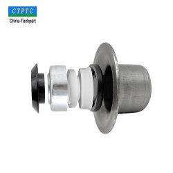 Spannrollen-Stahlrohr-Lagergehäuse und Peilung-Bauteile Tk6205-133