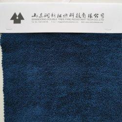 Baumwolle 100% 300-360gms feuerbeständiges/AntiFlamming fester Terry für Robe der Kinder