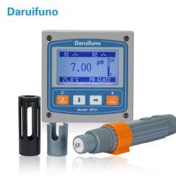 Compensação de temperatura de pH/ORP Tester/metro para a qualidade da água análises com o SGS MARCAÇÃO