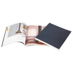 Servicio de impresión de libros profesional softcover personalizado
