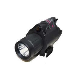 에어소프트 라이플 건용 레드 레이저가 있는 M6 전술 전등
