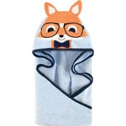 동물성 두건이 있는 아기 수건 대나무 유기 수건은 면으로 할 수 있다