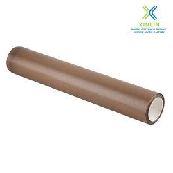 En fibre de verre en PTFE de ruban adhésif sensible à la pression tissu Ruban adhésif en silicone