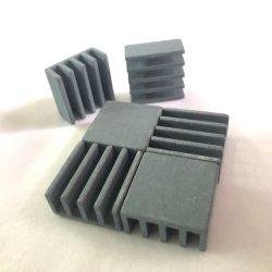 L'isolement en carbure de silicium Mèche de céramique réfractaire radiateur