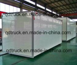 Prfv PU camiões frigoríficos corpo/ DRC Corpo Furgão refrigerado
