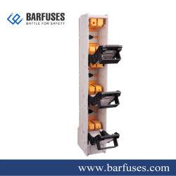 Disconnectors dell'interruttore del fusibile del disegno verticale