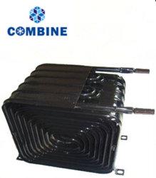 강철 와이어 코퍼 코팅 번디 튜브 드럼 유형 냉장고 콘덴서
