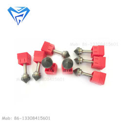 Verschiedene Größen-Form-zahnmedizinisches Hartmetall Burs
