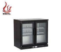 Resfriador de cerveja Manual de refrigeração estático do Chiller de grande capacidade de descongelamento geladeira