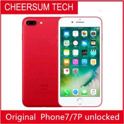 Refurished desbloqueado teléfono celular7 teléfono móvil de Apple Original 7/ 7 además de cuatro núcleos 2GB de RAM de 32GB 128 GB 256 GB de ROM 12,0 MP 4G Móvil sin Id. de contacto