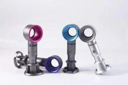 De nieuwe Nul X9s Koeler Zonder bladen van de Ventilator USB van Korea Hete Navulbare Draagbare Handbediende Mini Geen Handige Ventilator van het Blad