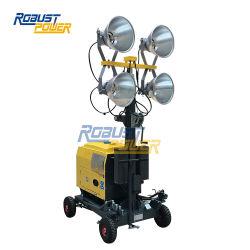 Kompakter Halide Lampen-heller Licht-Schlussteil eingehangene Aufsatz-Lichter des Metall4x400w